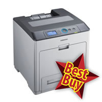 Image: Samsung CLP-775ND Colour Laser Printer