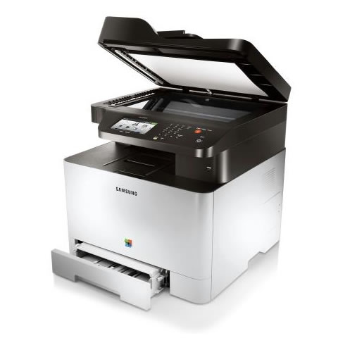 Samsung CLX-4195FW A4 Colour Laser MFP with TouchScreen LCD