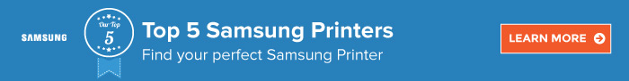 Top 5 Brother printers