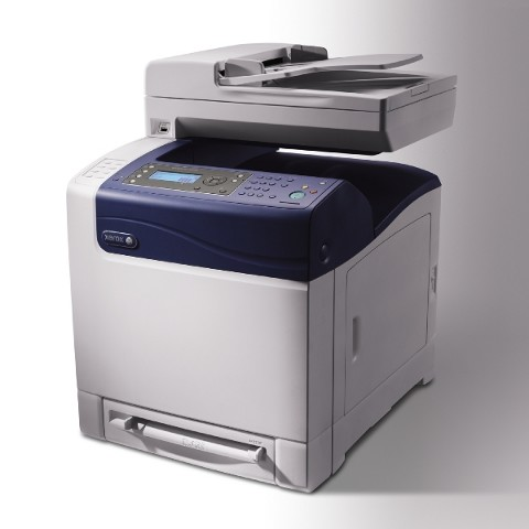 Xerox WorkCentre 6505N A4 Colour Laser Multifunction Printer