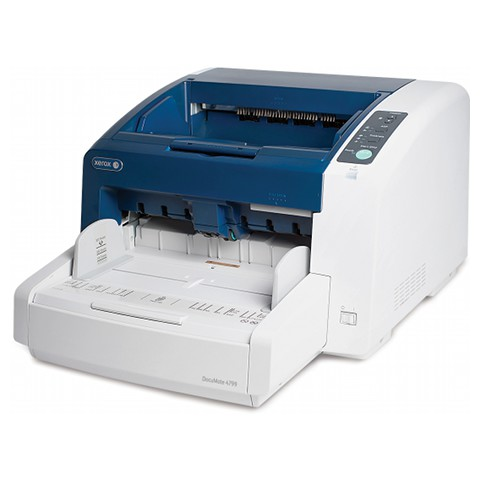 xerox documate 4799 scanner
