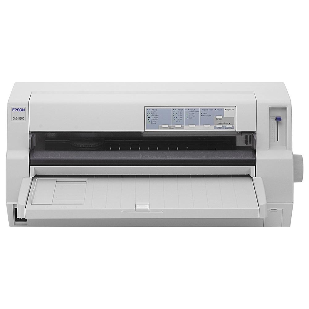 An image of Epson DLQ-3500 24-pin Wide Dot Matrix Printer,C11C396086, USB