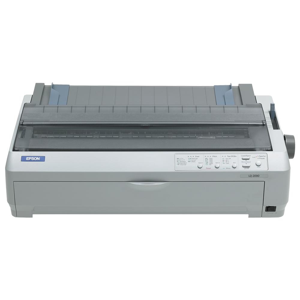 An image of Epson LQ-2090 24-pin Wide Dot Matrix Printer,C11C559012A1, USB