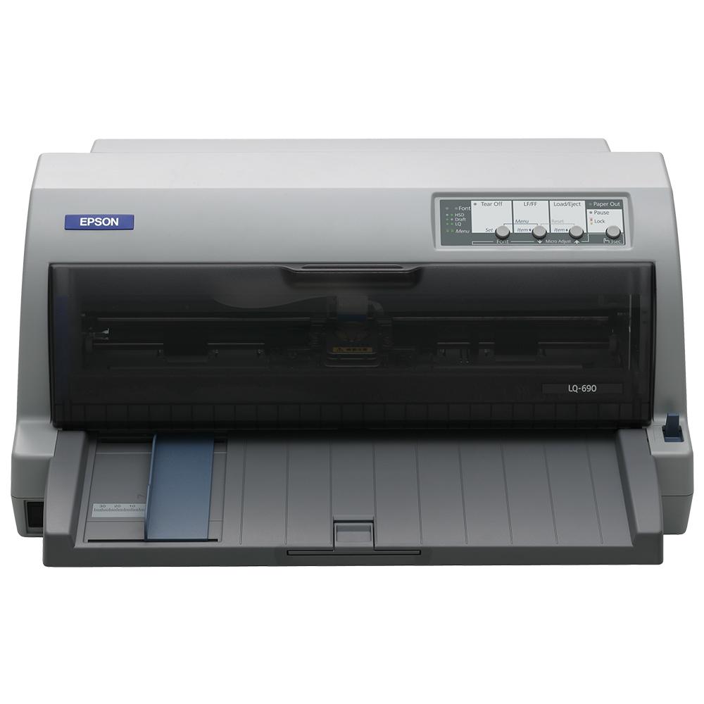 An image of Epson LQ-690 24-pin Wide Dot Matrix Printer,C11CA13051