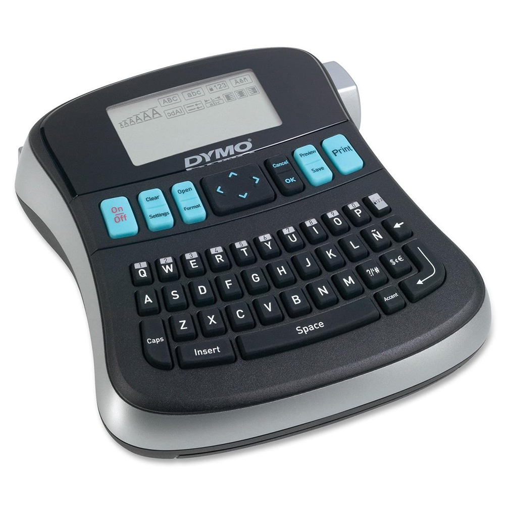 An image of DYMO LabelManager 210D Thermal Label Printer,S0784450