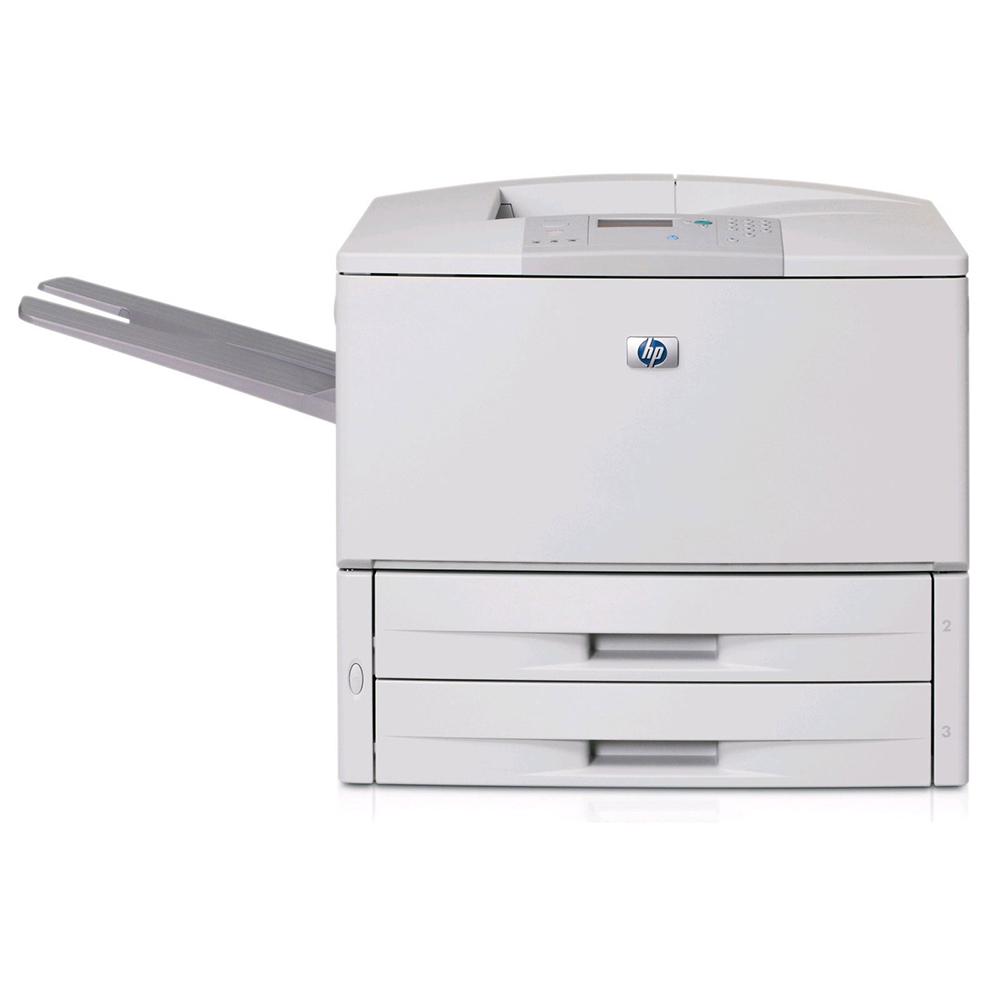 An image of HP LaserJet 9050N A3 Mono Laser Printer,Q3722A, network