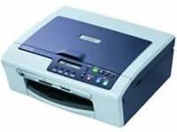 Brother DCP-130C Printer Ink & Toner Cartridges