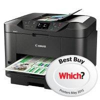 Canon MAXIFY MB2350 Printer Ink & Toner Cartridges