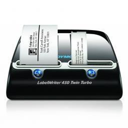 DYMO LabelWriter 450 Twin Turbo Printer Ink & Toner Cartridges