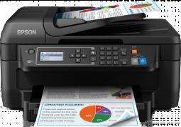 Epson Workforce WF-2750DWF Ink Cartridges