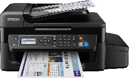 Epson EcoTank ET-4500 Printer Ink & Toner Cartridges