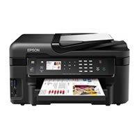 Epson WorkForce WF-3520DWF Printer Ink & Toner Cartridges