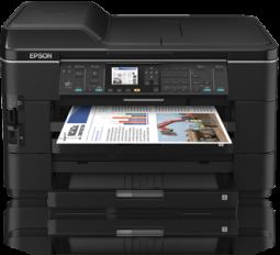 Epson WorkForce WF-7525 Printer Ink & Toner Cartridges