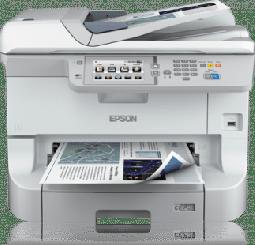 Epson WorkForce WF-8590DWF Printer Ink & Toner Cartridges