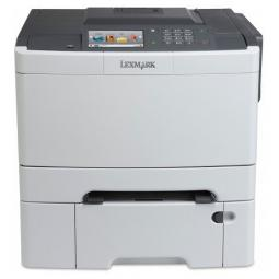 Lexmark CS510dte Printer Ink & Toner Cartridges