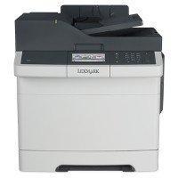 Lexmark CX410e Printer Ink & Toner Cartridges