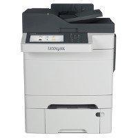 Lexmark CX510dthe Printer Ink & Toner Cartridges