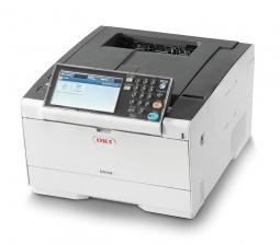 Oki C542dn Printer Ink & Toner Cartridges