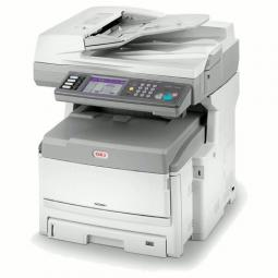 Oki MC861cdtn Printer Ink & Toner Cartridges