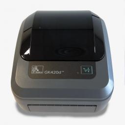 Zebra GK420D (USB, Serial & Network) Printer Ink & Toner Cartridges