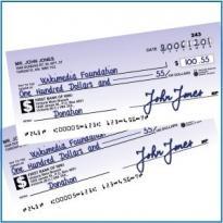 Cheque Printing (PIRA)