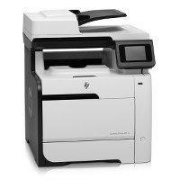 LaserJet Pro 300 Colour MFP