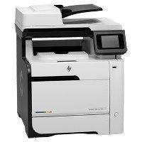 LaserJet Pro 400 Colour MFP