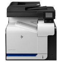 LaserJet Pro 500 Colour MFP