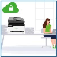 Lexmark Could Fax Printers