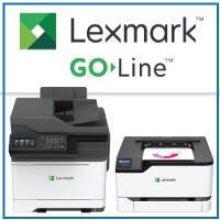 Lexmark Go Line Laser Printers