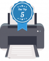 Our Top 5 Inkjet Printers