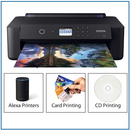 Windows 10 Printers