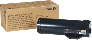 Xerox 106R02740 Extra High Yield Black Toner Cartridge (25,900 pages*)