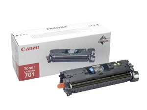 Canon 701 Black Toner (5,000 pages*)