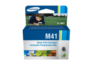 Samsung INK-M41 Black Ink Cartridge (750 pages*) INK-M41/ELS