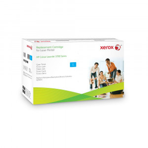 Xerox Replacement for HP 311A (Q2681A) Cyan Toner Cartridge (6,000 Pages*)