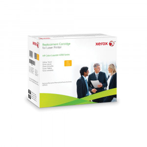 XRC Yellow Toner (10,000 pages*)