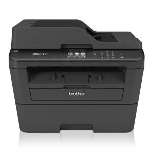 Brother MFC-L2740DW A4 Mono Laser MFP with Fax and Wi-Fi