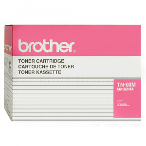 Brother TN03M Magenta Toner (7,200 images @ 5%)
