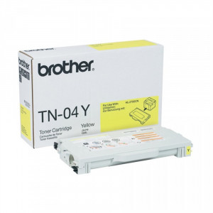 Brother Yellow Toner Cartridge (6,600 pages @ 5%)