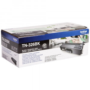 Brother High Yield Black Toner Cartridge (4,000 pages*)