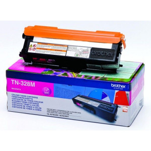Brother Extra High Yield Magenta Toner (6,000 pages*)