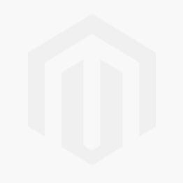 Brother TZeM961 36mm x 8m Black on Matt Silver Tape