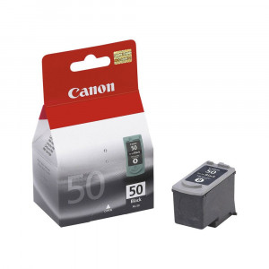 Canon PG-50 Black Ink Cartridge (22ml)