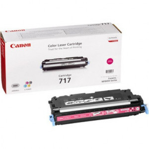 Canon 717 Magenta Toner (4,000 pages*)