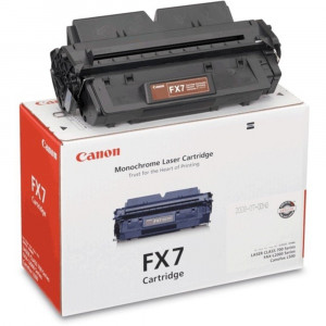 Canon FX7 Black Toner (4,500 pages*)