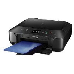 Canon PIXMA MG6650 A4 Colour Inkjet MFP (Black)