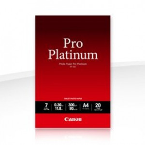 Canon Photo Paper Pro Platinum PT-101 A4 300gsm (20 sheets)