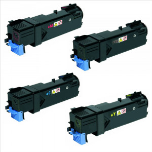 Dell PB-DELL2130VAL2 High Yield CMYK Toner Kit (save