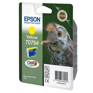 Epson T0794 Yellow Ink Cartridge (11ml)